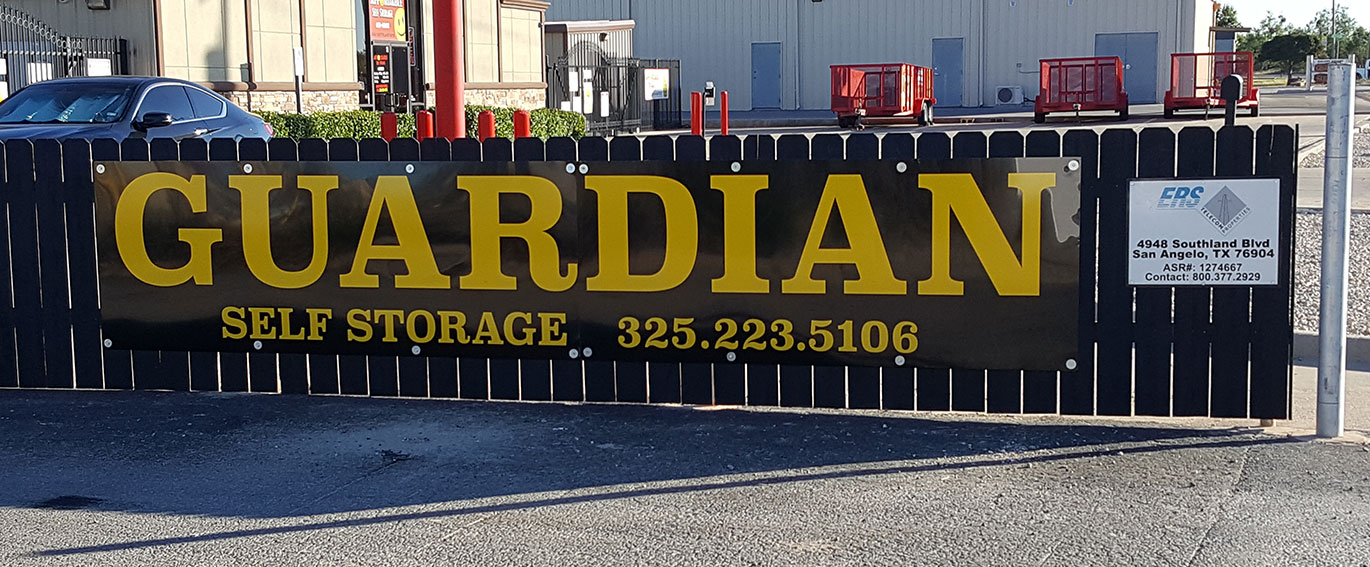GUARDIAN SELF STORAGE IN SAN ANGELO, TEXAS :: Self Storage ...