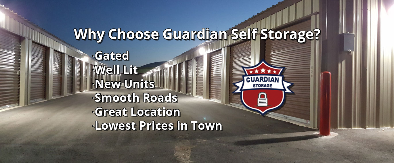 Exceptionnel GUARDIAN SELF STORAGE IN SAN ANGELO, TEXAS :: Self Storage ...